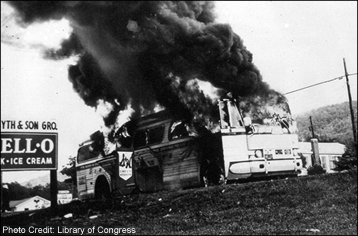 Freedom Rides - A Monument to the Civil Rights Movement